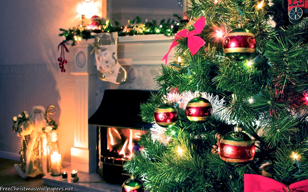 Best Christmas Decorations 1280x800 Wallpaper
