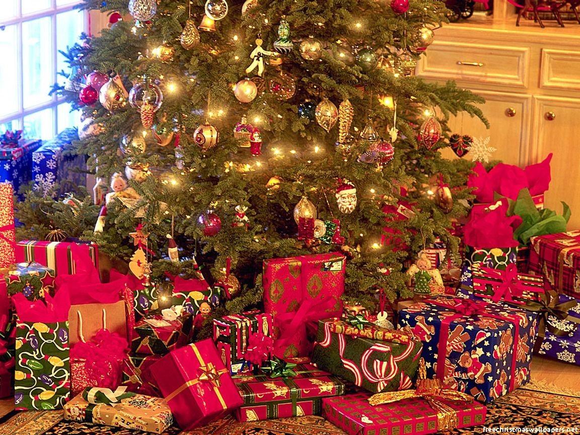 free wallpaper christmas present - photo #25