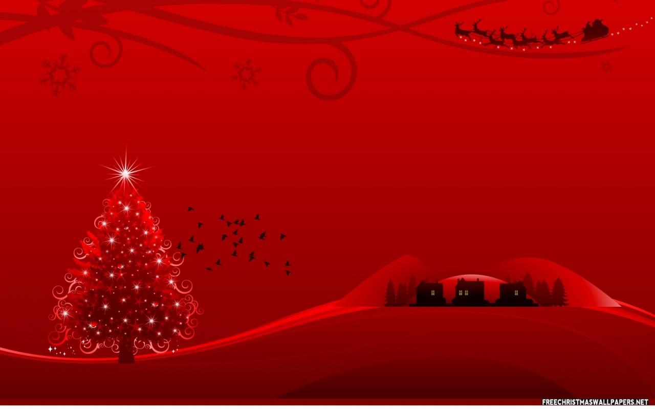 Christmas Magic Hd Wallpapers: Christmas Magic Night