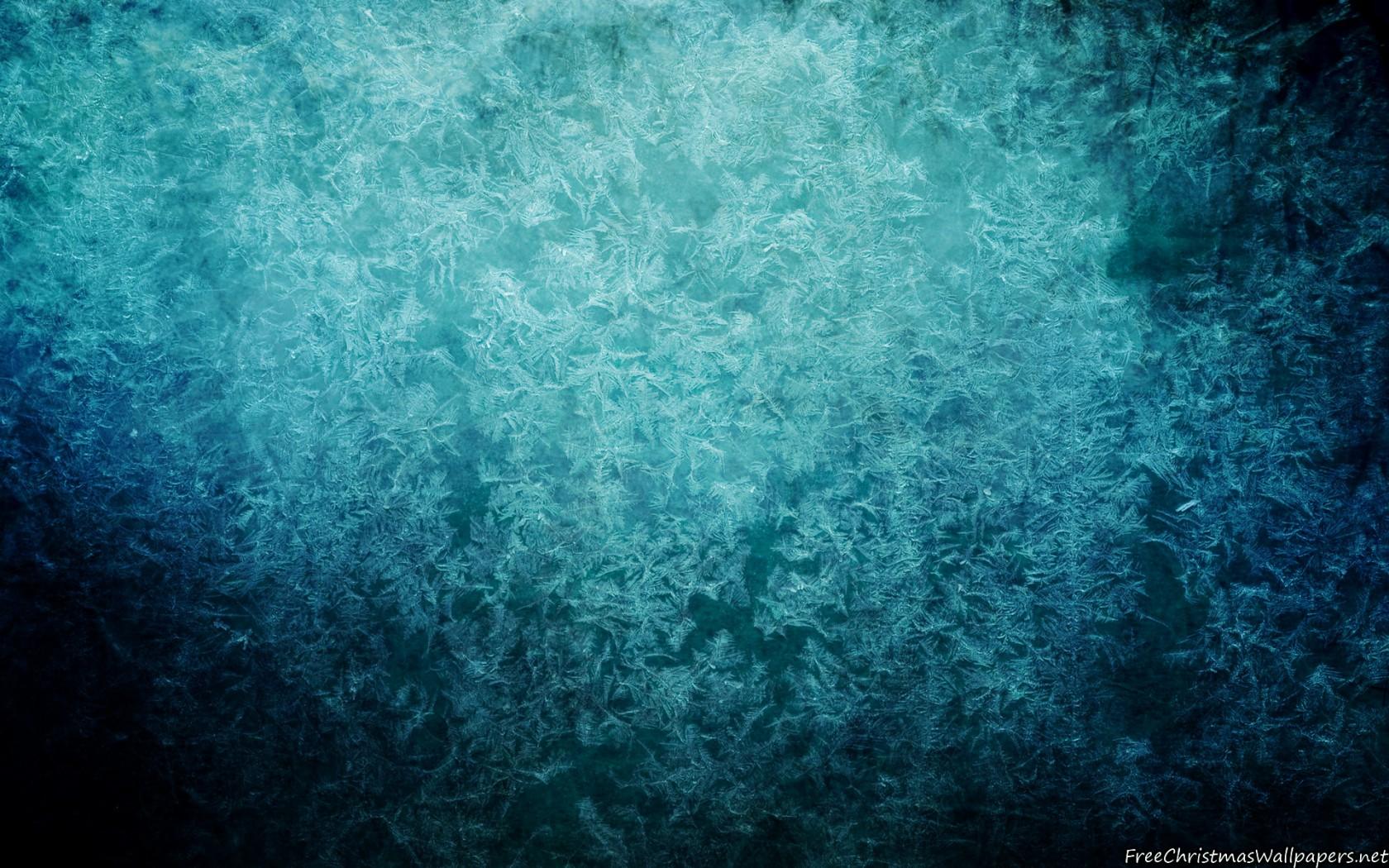 Christmas Winter Ice - Wallpaper - FreeChristmasWallpapers.net