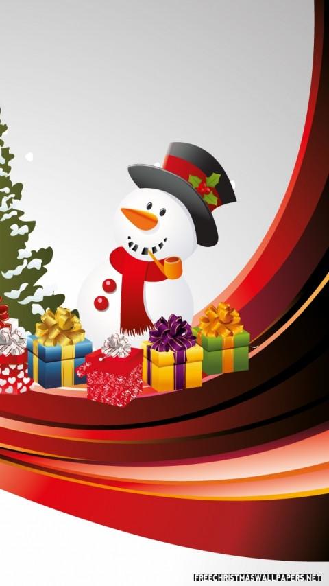 snowman christmas gifts