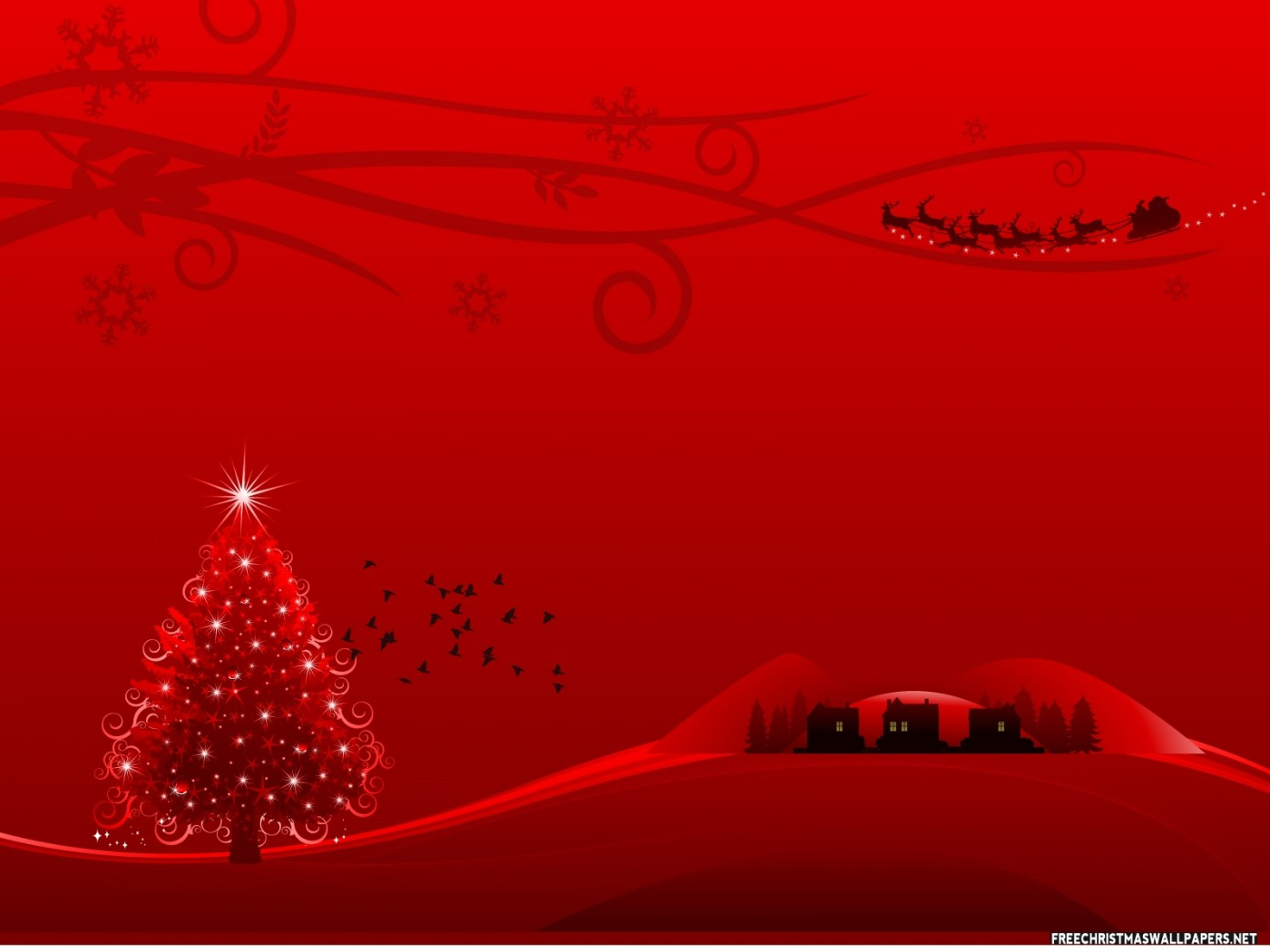 18 christmas magic desktop - photo #5