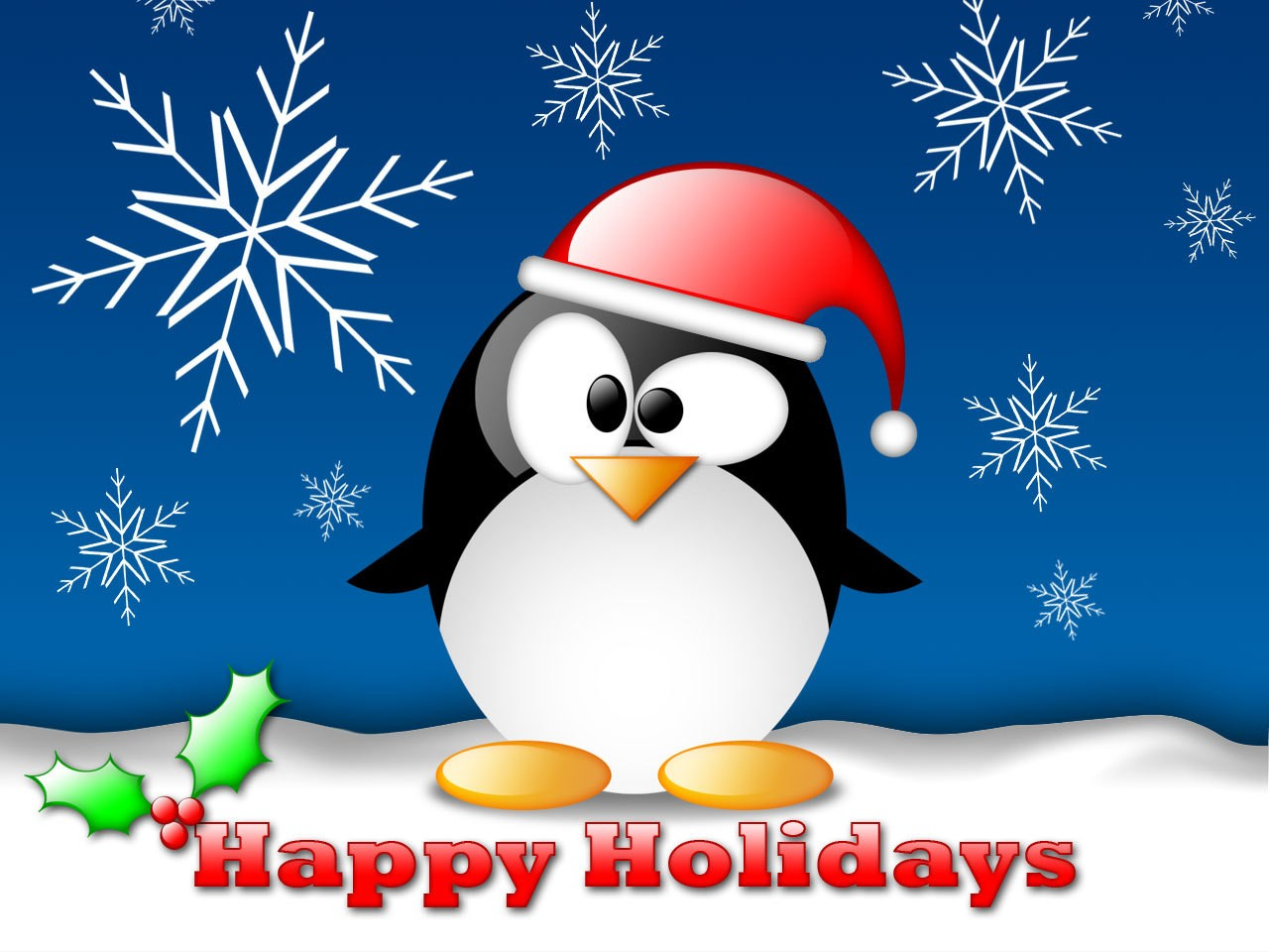 Happy Linux Christmas