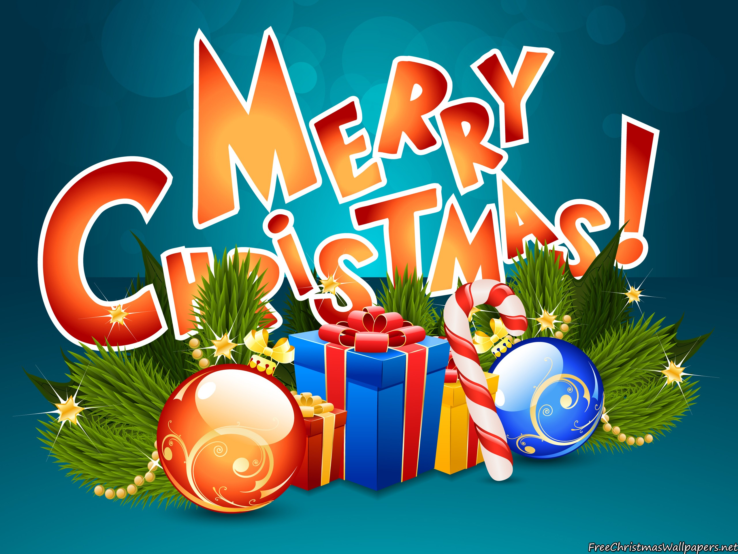 Merry Christmas Images Hd.Merry Christmas Hd Presents 2560x1920 Wallpaper