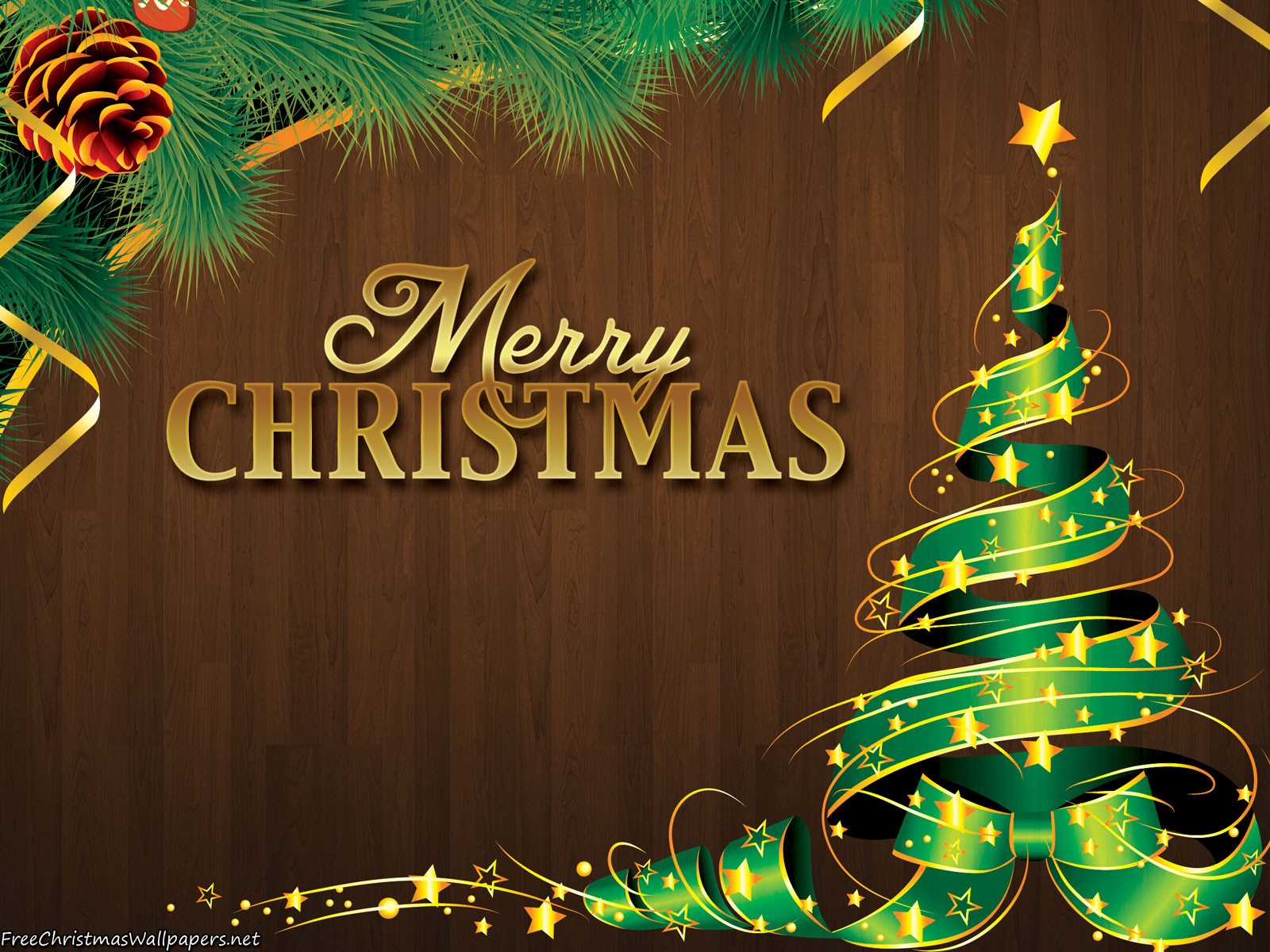 merry christmas wishes 1600x1200 - wallpaper
