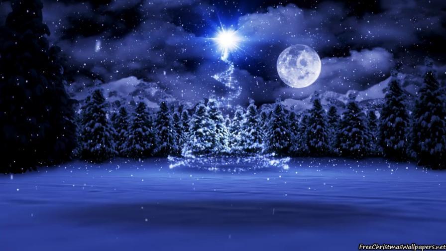 Magic merry christmas gift wallpaper freechristmaswallpapers magic merry christmas gift negle Choice Image