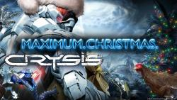 Maximum Christmas Crysis