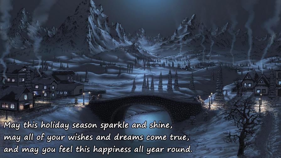 May This Holiday Season Sparkle And Shine