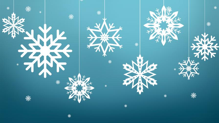 snowflake christmas ornaments - Snowflake Christmas Decorations