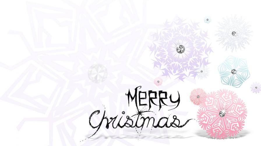Merry Christmas Wallpaper.Stylish Merry Christmas Wallpaper